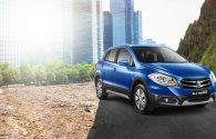 New SX4 S-CROSS